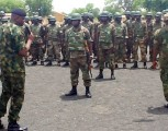 Army commander charges officers on professionalism