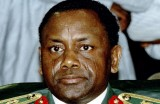 "Honoured By Jonathan At Home, ""Kleptocrat"" Abacha's $458million Loot Is Seized In America"