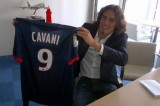 PSG sign Cavani for €63mn