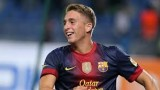 Everton sign Barcelona forward, Gerard Deulofeu, on loan