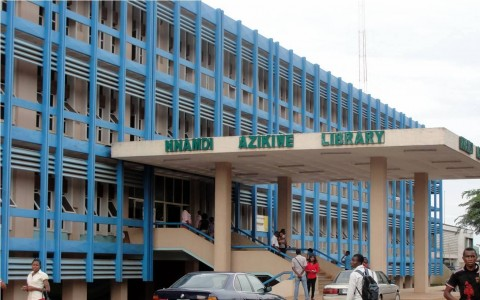 University lecturer unn library 480x300 - ASUU Strike: Nigeria lecturers vow to continue strike as FG stops salaries
