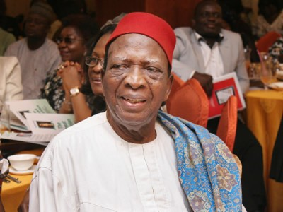 """Ben Nwabueze1 400x300 - Nwabueze blasts Jonathan for """"inappropriately"""" nominating him to national conference committee"""