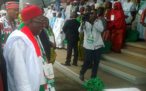 PDP Convention 477x300 - PDP Special Convention – Live Updates