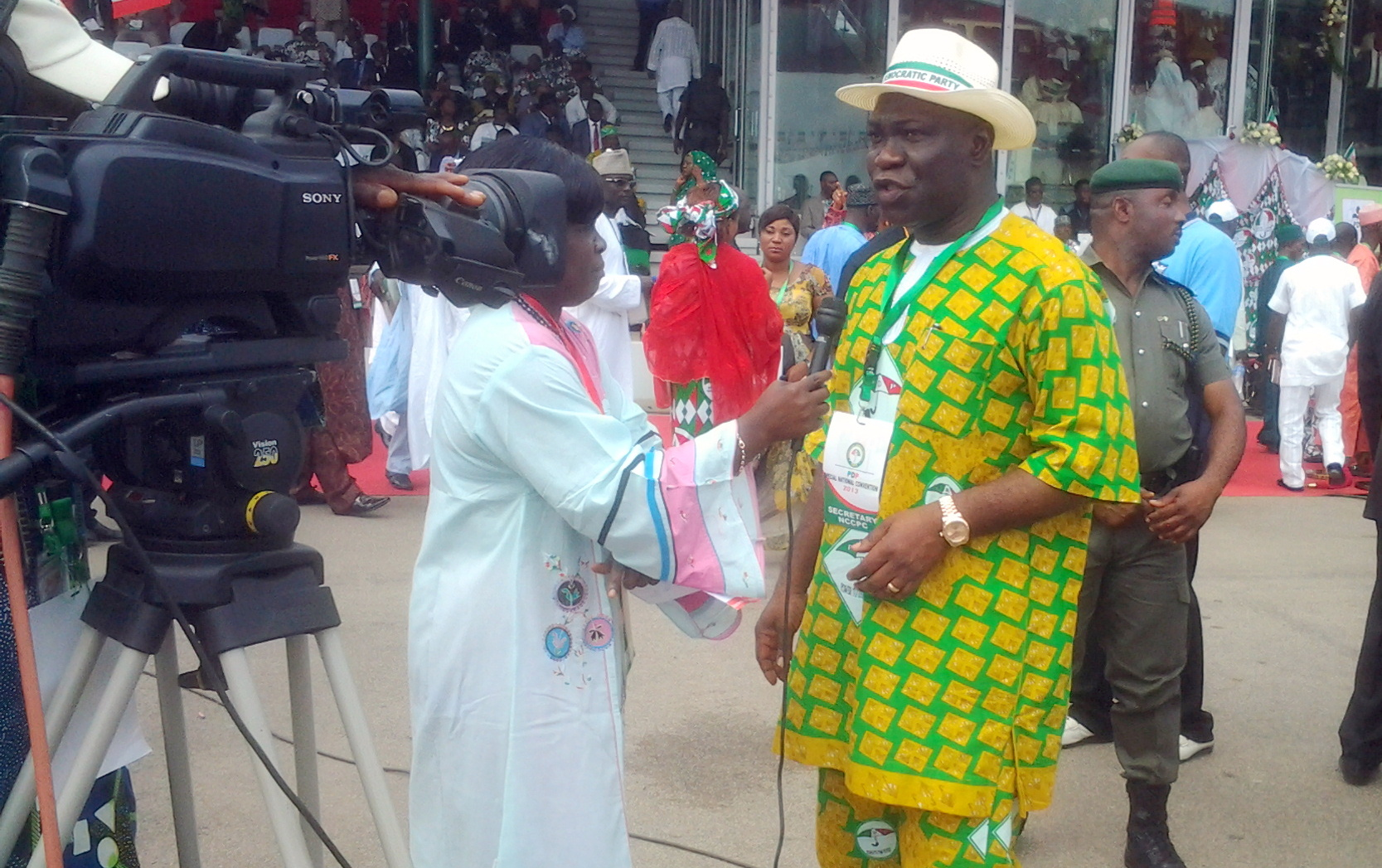 Senate deputy President Ike Ekweremadu - PDP Special Convention – Live Updates