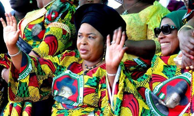 Patience Jonathan Abuja women rally