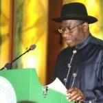 President Goodluck Jonathan