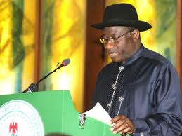 images - President Jonathan Misfires