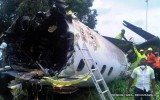 Confusion as authorities bandy conflicting casualty figures in Lagos plane crash
