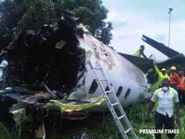 Agagu plane crash3