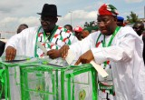 Nigerian governors fighting me are not helping their states, Jonathan says