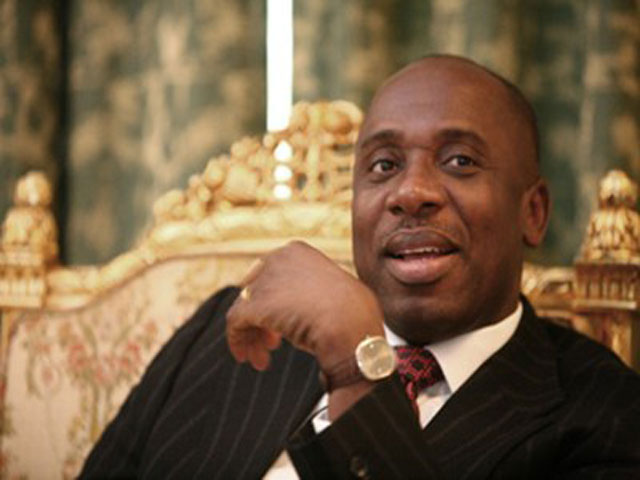 Governor Mr. Rotimi Amaechi