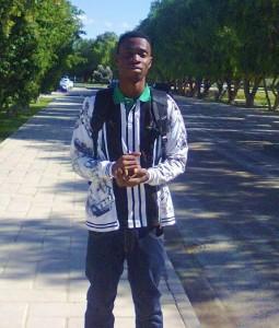 Gabriel Soriwei Nigerian Student