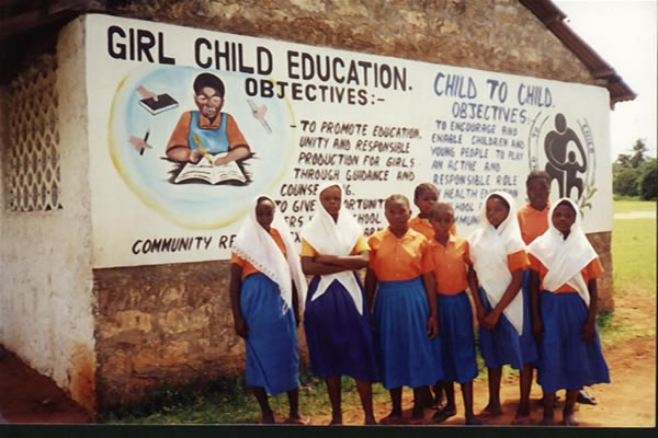 an essay on the importance of girl child education in nigeria