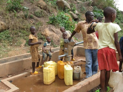 nigerian children diarrhea cholera