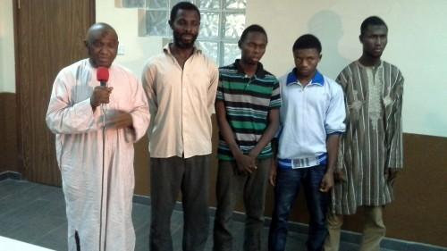 SSS nabs University lecturer for recruiting Boko Haram members