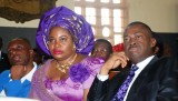 Gov. Chime's wife leaves Government House; moves to mother's residence