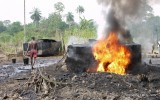 How crude oil is stolen, refined, sold in Niger Delta