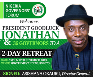 Nigerian Governors Forum Retreat: Live Updates