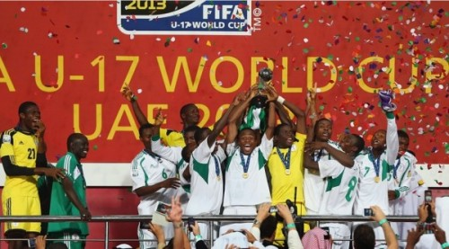 Victorious Golden Eaglets get N2 million each
