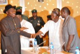 Jonathan calls on Nigerian university administrators to address poor work ethics