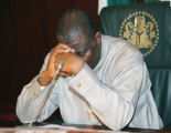 Jonathan under fire for advocating unregulated election expenses bazaar