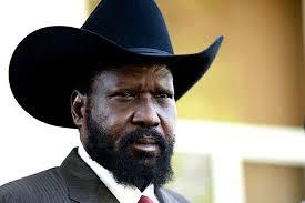 Salva Kiir South Sudan's President