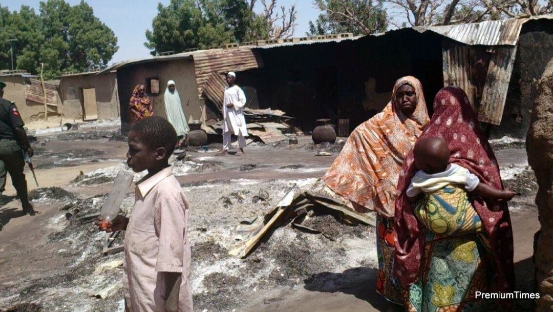 Boko Haram, women and children | ozara gossip