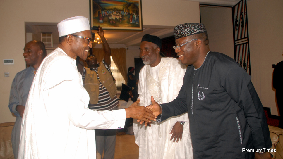 Progressive Governors' Forum APC
