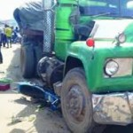 Trailer crushes police officer to death