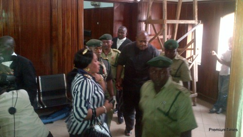 EFCC arraigns Fred Ajudua for defrauding General Bamaiyi of N1 billion
