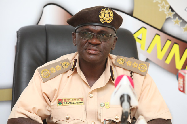 Buhari Suspends Nigeria Immigration Service Boss Over ISIS's Linked cleric, Ahmad al-Assir