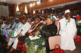 Female delegate blames women for corruption in Nigeria