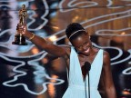 Kenya's Lupita Nyong'o wins Oscar for Best Supporting Actress