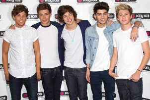 One Direction [ Photo: hdwallimg.com]