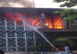 CBN building fire did not destroy records- Spokesperson
