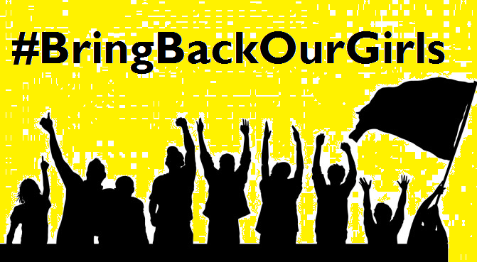 Bring Back our girls protest