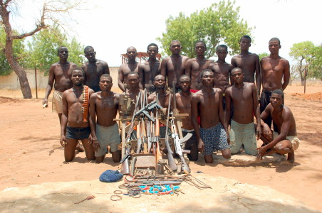 Taraba Killings: Suspect confesses to membership of Boko Haram – Nigerian military