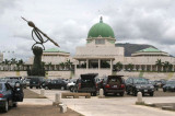 Nigerian National Assembly evacuated over bomb scare
