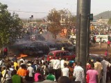 Abuja explosion: Jonathan orders increased security in Nigerian capital