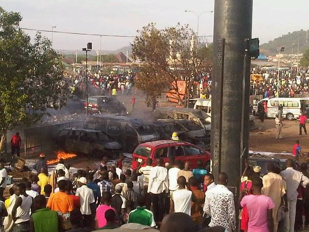 Abuja Explosion: At least 71 dead, 124 injured – Nigerian Police - Premium Times Nigeria