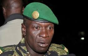 Mali coup leader charged with conspiracy to murder