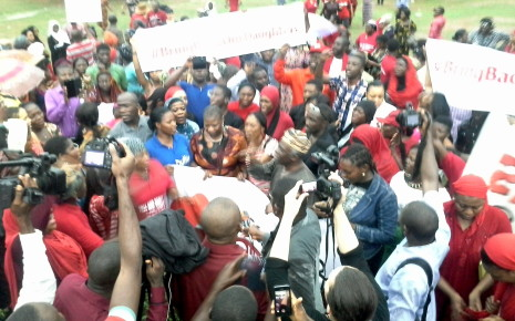 chibok girls protest