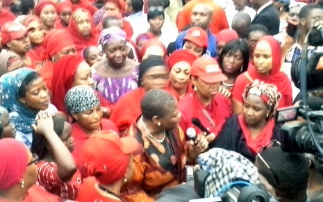 chibok girls protest4