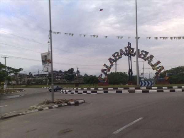 Nigeria calabar calabar city enterance  thumbnails