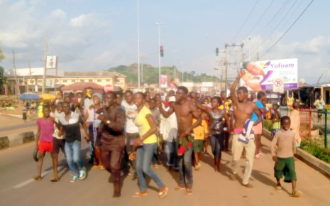 Ekiti election jubilation