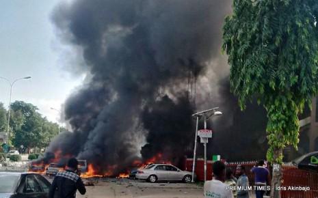 Emab bomb blast