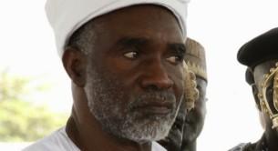 Murtatala Nyako, impeached governor of Adamawa state