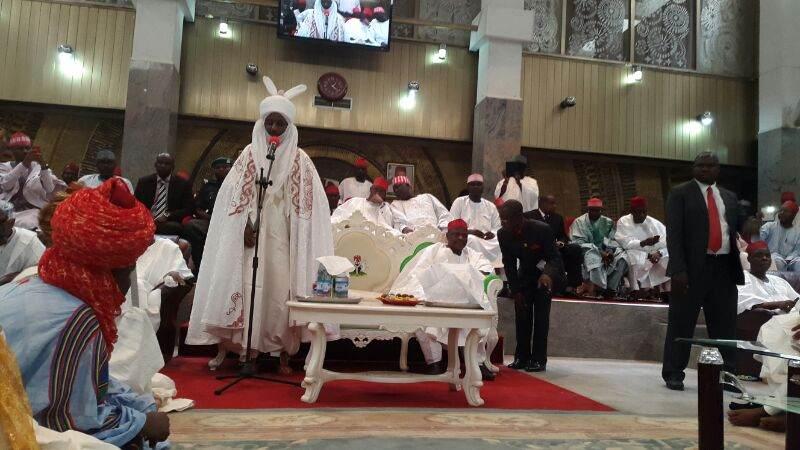 """Résultat de recherche d'images pour """"Emir Of Kano Lamido Sanusi"""""""