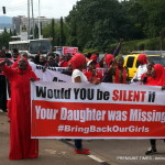 #BringBackOurGirls Protest enters Day 130