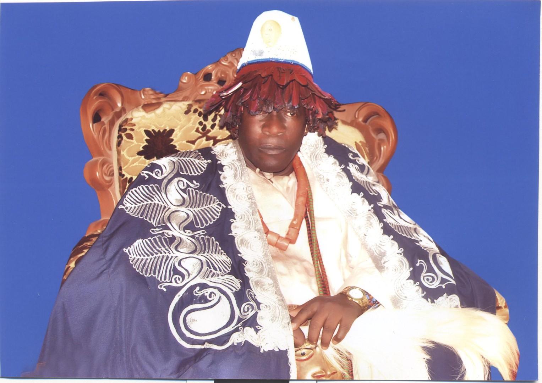 HRM Idakwo Michael Ameh Oboni II
